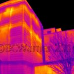 Heat loss - thermal bridging