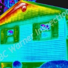 Residential Infrared Inspection